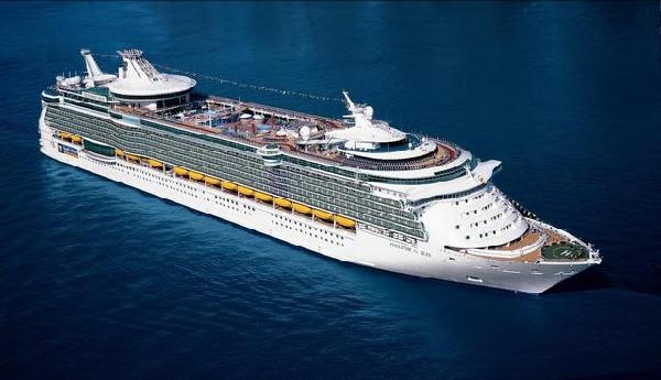 Royal Caribbean Cruises - Ocean View Stateroom 4-Night or 5-Night Bahamas or Caribbean Cruise for 2