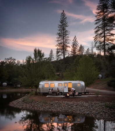 Glamping Getaway ~ 3-Night Luxury Camping Adventure near Yosemite or the Russian River for (2)